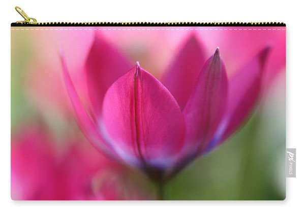 Beautiful Pink Carry-all Pouch