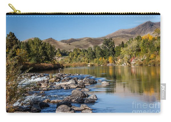 Beautiful River Carry-all Pouch