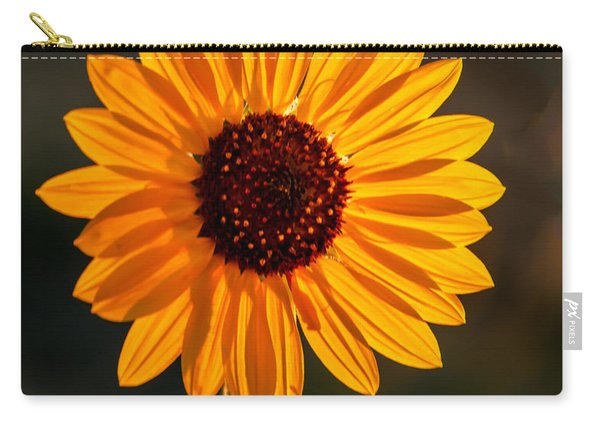 Beautiful Sunflower Carry-all Pouch
