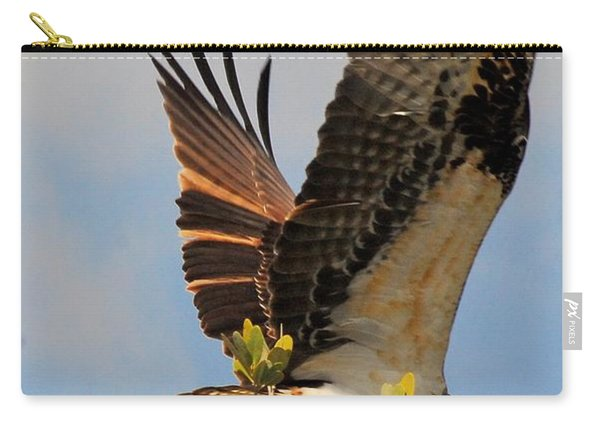 Beautiful Wings Carry-all Pouch