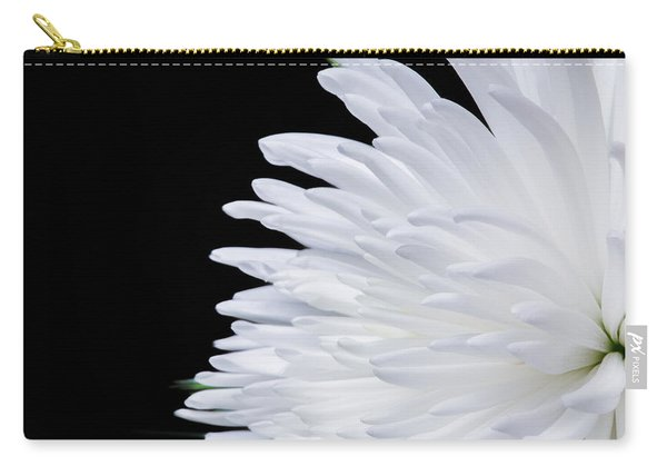 Carry-all Pouch featuring the photograph Beauty In Contrast by Garvin Hunter