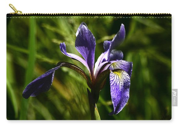 Beauty In The Grass Carry-all Pouch