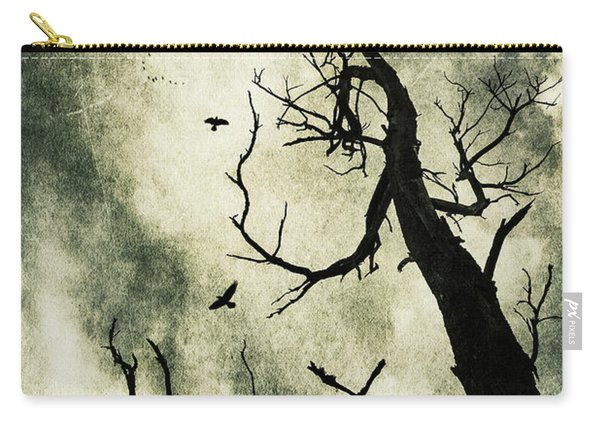 Beckoning Carry-all Pouch