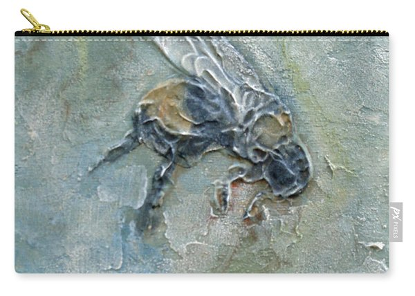 Bee Bumble Carry-all Pouch
