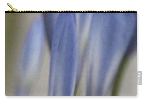 Before - Lily Of The Nile Carry-all Pouch
