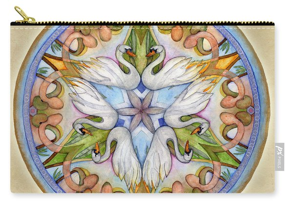 Beloved Mandala Carry-all Pouch