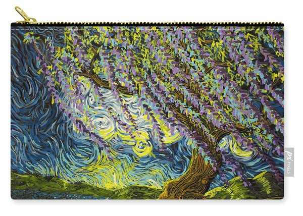 Beneath The Willow Carry-all Pouch