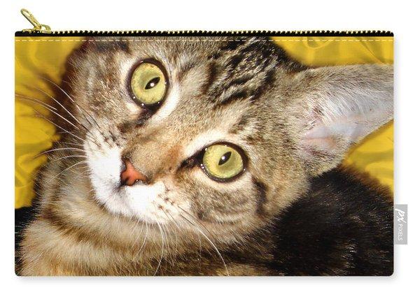 Bengal Cat Kitten Carry-all Pouch
