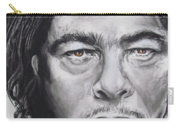 Benicio Del Toro Carry-all Pouch