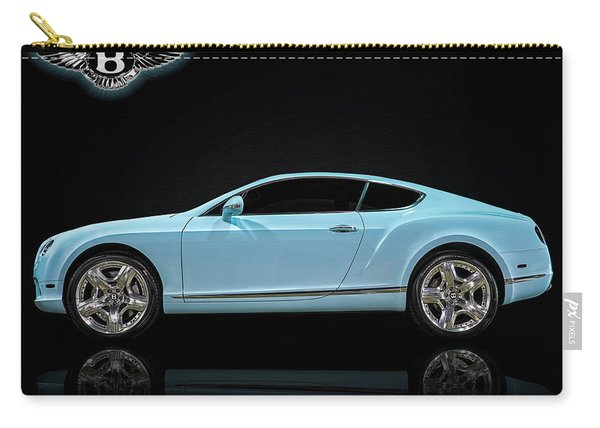 Bentley Blues Carry-all Pouch