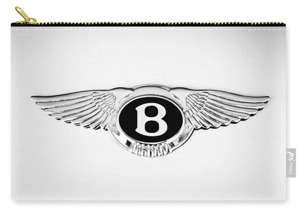 Bentley Emblem -0082c Carry-all Pouch