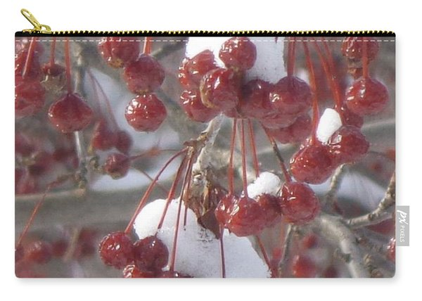 Berry Basket Carry-all Pouch