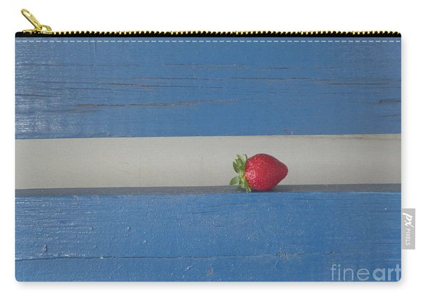 Berry Blues Carry-all Pouch