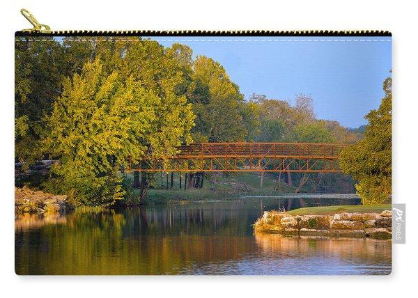 Berry Creek Bridge Carry-all Pouch