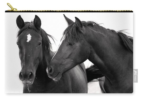 Best Buds Wild Mustang Carry-all Pouch