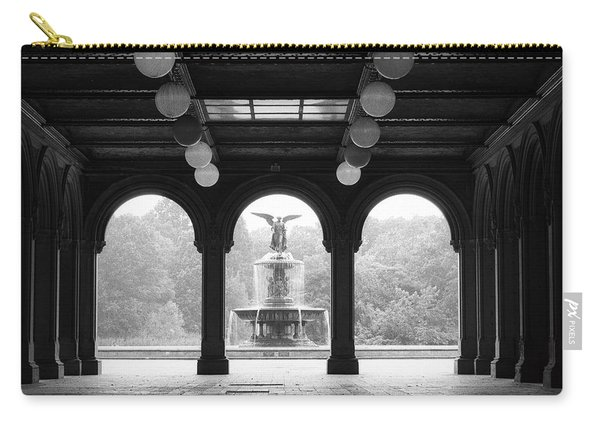 Bethesda Terrace  1990s Carry-all Pouch