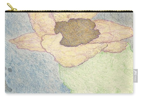 Between Dreams Carry-all Pouch