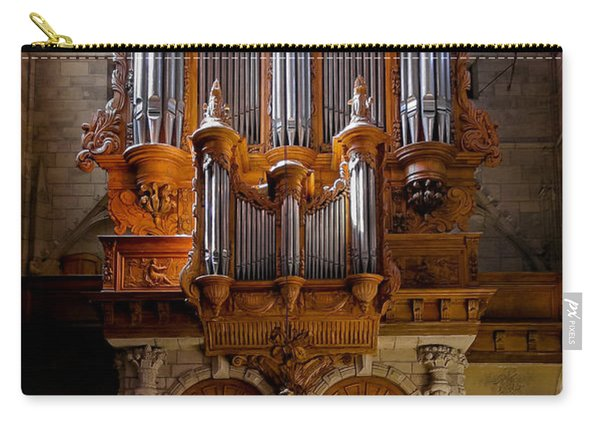 Beziers Pipe Organ Carry-all Pouch