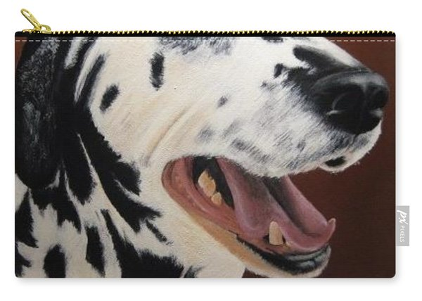 Bianca Rob's Dalmatian Carry-all Pouch