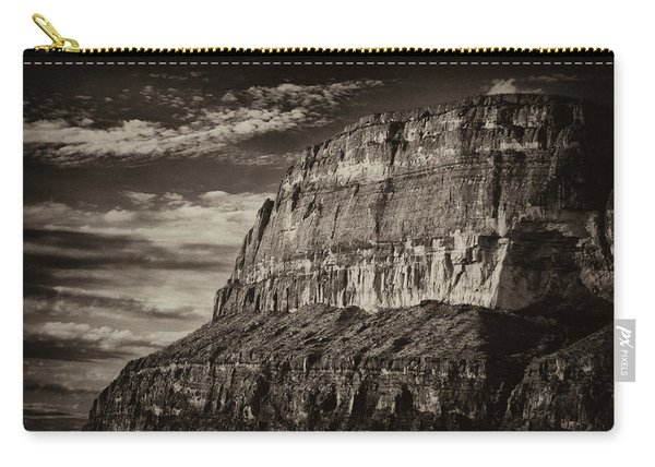 Big Bend Cliffs Carry-all Pouch