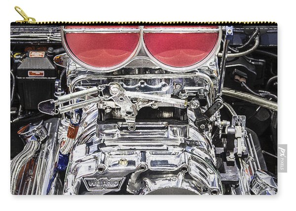 Big Big Block V8 Motor Carry-all Pouch