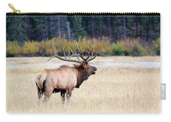 Big Colorado Bull Carry-all Pouch
