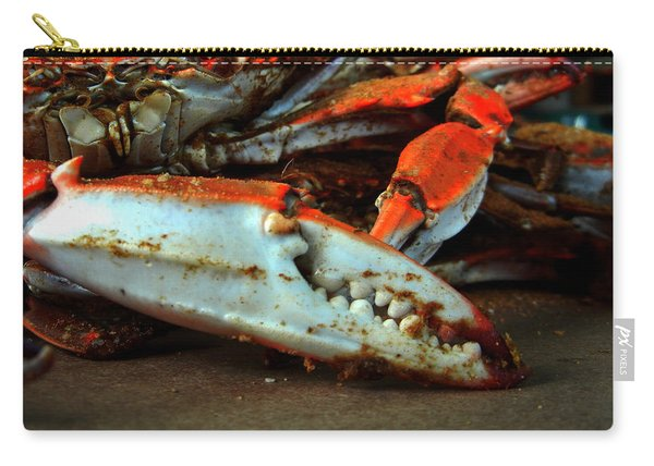 Big Crab Claw Carry-all Pouch