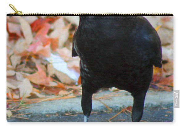 Big Daddy Crow Leaf Picker Carry-all Pouch
