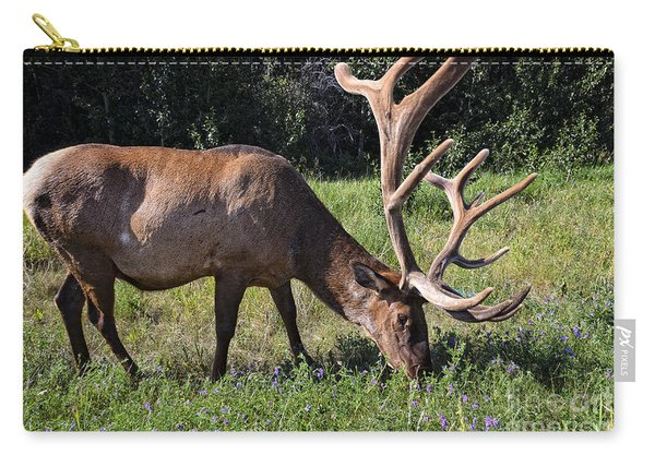 Busy Deer... Carry-all Pouch