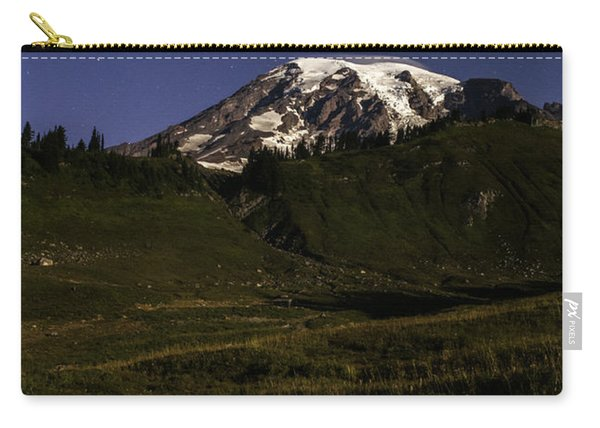 Big Dipper Over Mt Rainier Carry-all Pouch