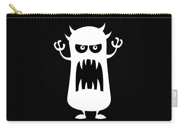 Big Mouth Boo Carry-all Pouch