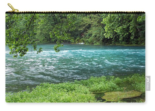 Big Spring Downstream From Outlet Carry-all Pouch
