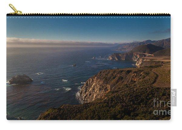 Big Sur Headlands Carry-all Pouch