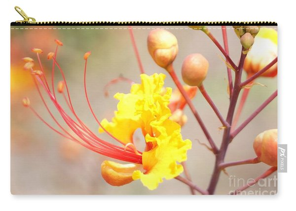 Bird Of Paradise Profile Carry-all Pouch