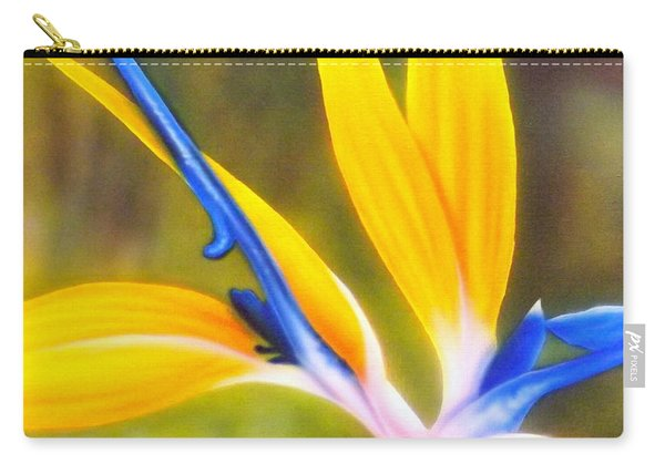 Bird Of Paradise Revisited Carry-all Pouch