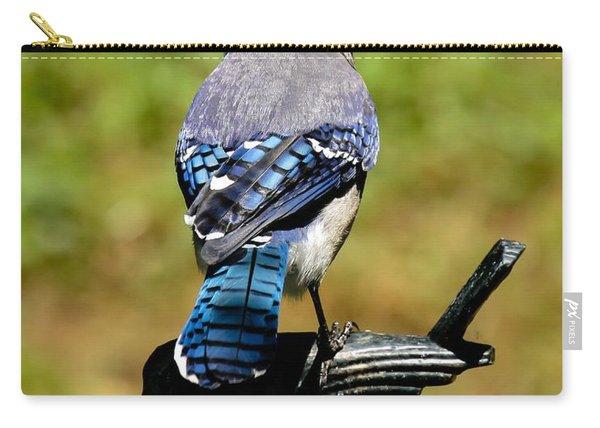 Bird On A Bird Carry-all Pouch