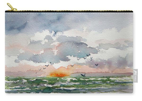Birds Rising IIi Carry-all Pouch