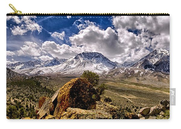 Bishop California Carry-all Pouch