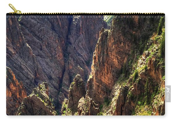 Black Canyon Of The Gunnison National Park I Carry-all Pouch