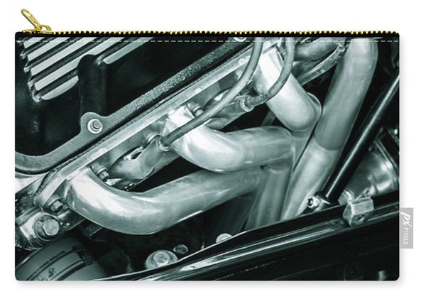 Black Cobra - Ford Cobra Engines Carry-all Pouch