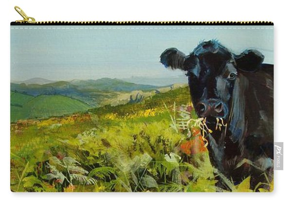 Black Cow Dartmoor Carry-all Pouch