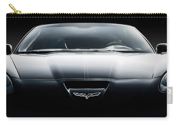 Black Grand Sport Corvette Carry-all Pouch