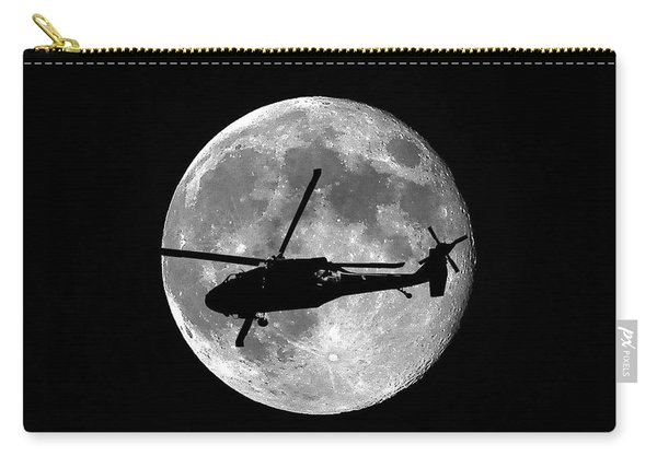 Black Hawk Moon Carry-all Pouch