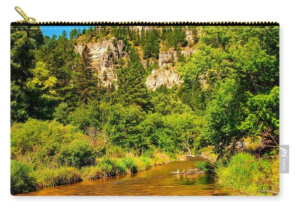 Black Hills Beauty Carry-all Pouch