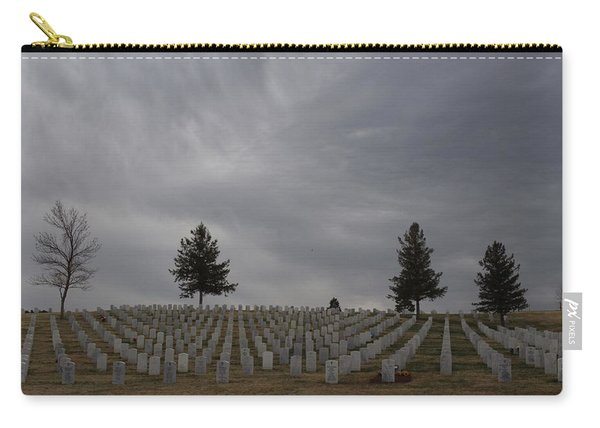 Black Hills Cemetery Carry-all Pouch