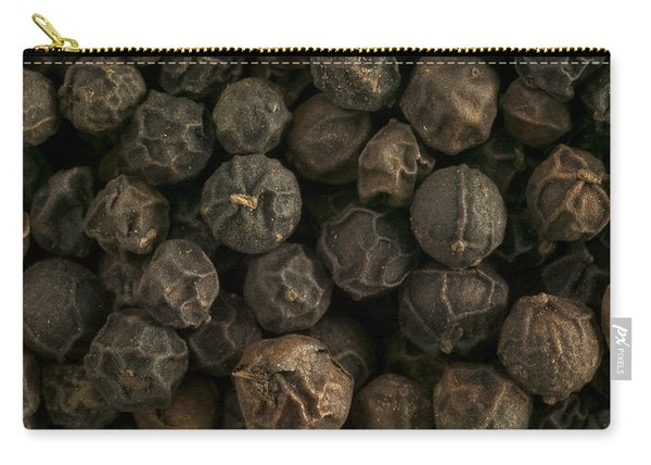 Black Peppercorns Carry-all Pouch