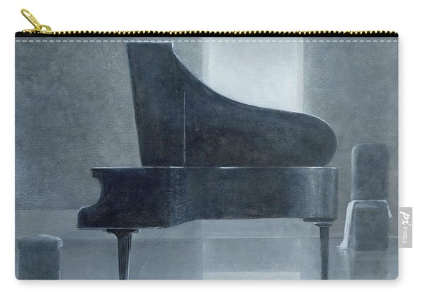 Black Piano 2004 Carry-all Pouch