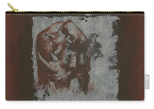 Black Rhino Carry-all Pouch