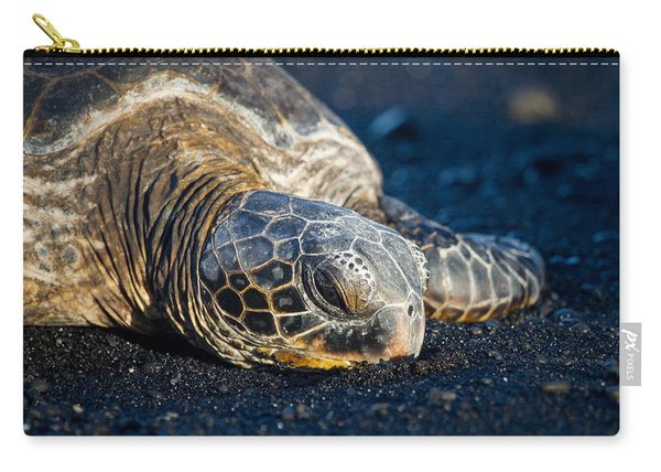 Black Sand Nap Carry-all Pouch