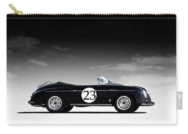Black Speedster Carry-all Pouch